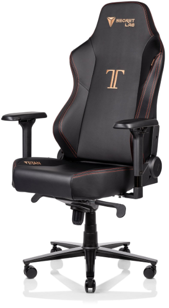 Chaise Gaming TITAN Secret Lab