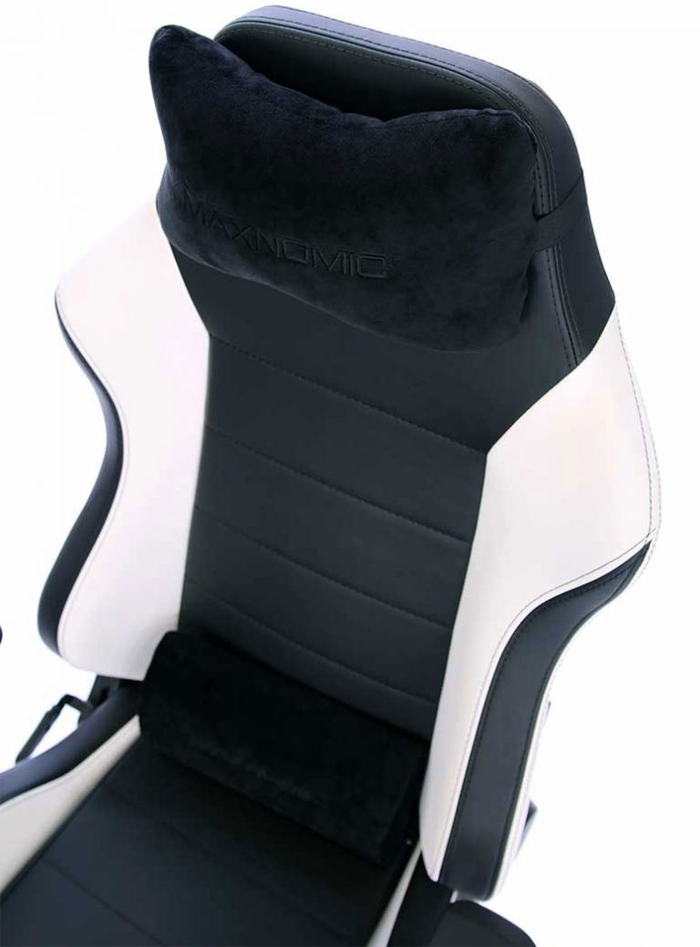 Fauteuil-Gaming-Maxnomic-Pro-Coussins