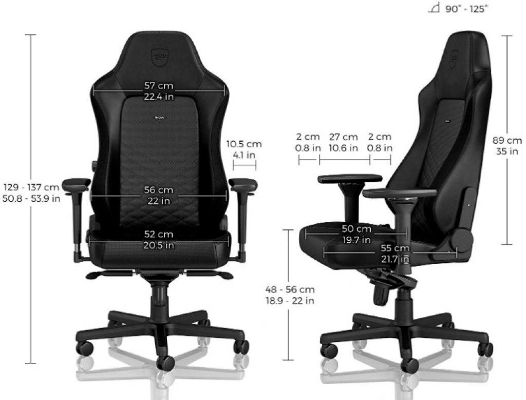 Chaise-Gamer-Pour-Grands-De-Luxe
