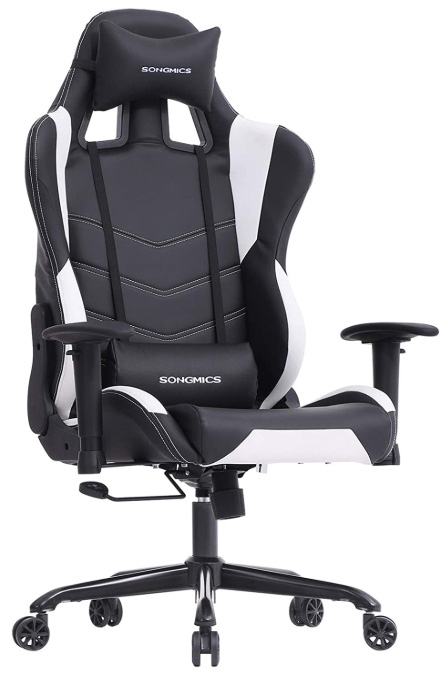 Songmics-RC12W-Chaise-Gamer