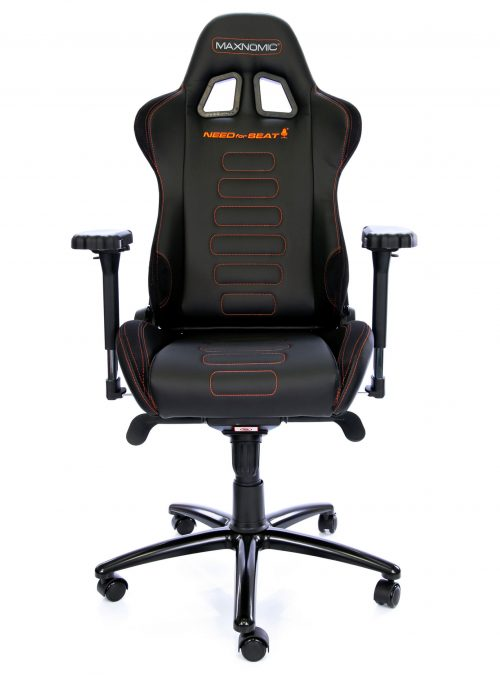 Chaise Gaming Casual Sport Maxnomic