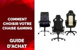 Comment Choisir Sa Chaise Gaming ?