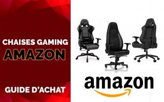Quelle Chaise Gaming Amazon Choisir ?