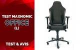 Test Maxnomic OFFICE CONFORT