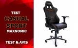 Test & Avis Casual Sport Maxnomic