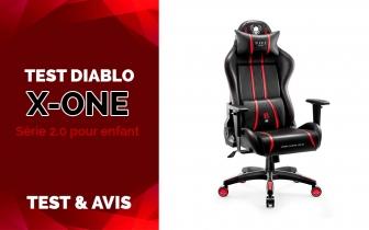 Test & Avis Diablo X-One 2.0