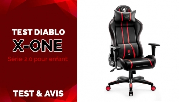 Test & Avis Diablo X-One 2.0