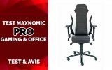 Test Maxnomic PRO Gaming & Office – La Chaise Gaming Couteau Suisse !