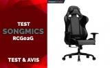 Test & Avis Songmics RCG02G