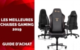 Les Meilleures Chaises Gaming 2019