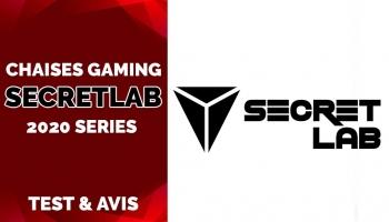 Chaises Gaming Secretlab – Les chaises gaming de l'élite