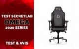 Test & Avis SecretLab OMEGA 2020 Series