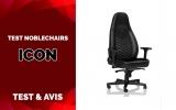 Test NobleChairs ICON, Le Luxe Pour Moins De 400€ ?